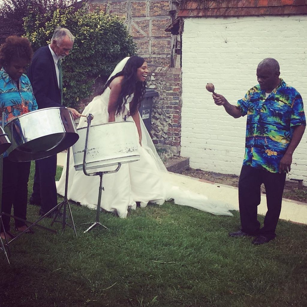 London's Best Steel Band for Weddings in the UK