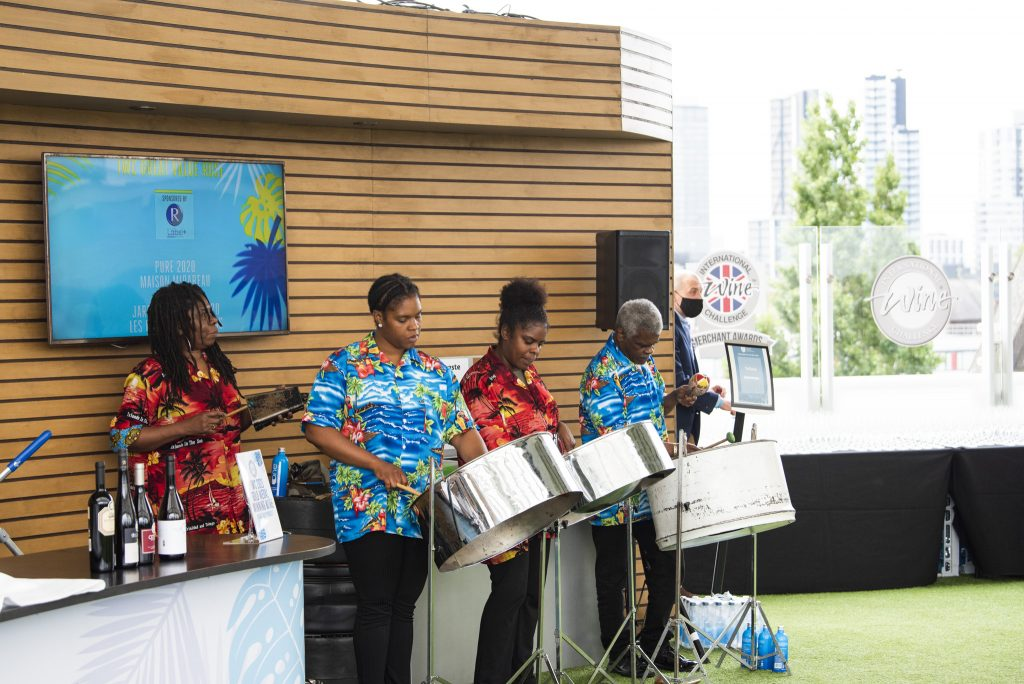 Book a Four Piece Steel Band