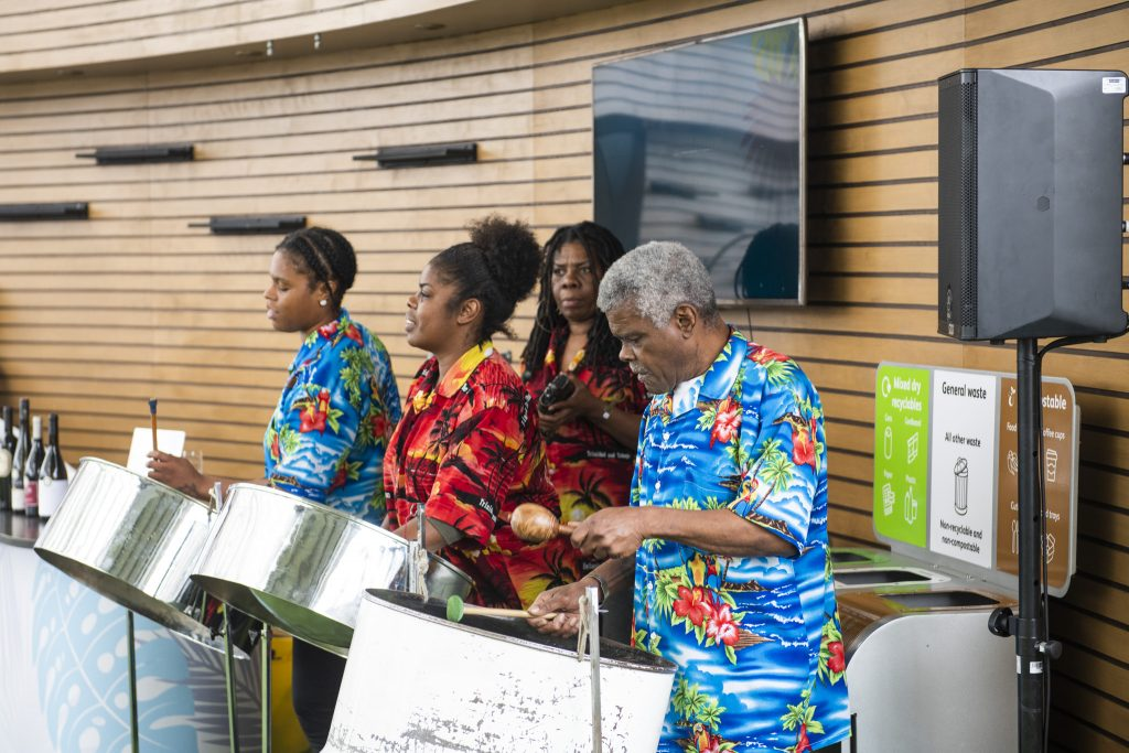 Book Professional Steel Band